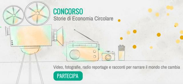 Primo concorso di giornalismo sull'economia circolare