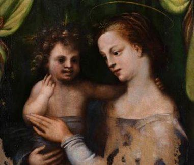 """Una ritrovata """"Madonna con il Bambino Gesù"""" al Palazzo Madama di Torino"""