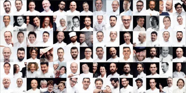 JRE Italia: oltre 80 chef a Roma per parlare di presente e futuro