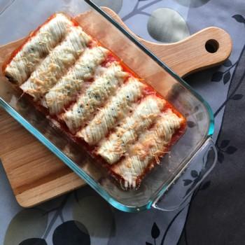 Cannelloni di Filindeu, foto di Claudia Casu