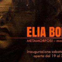 """A Cagliari l'inaugurazione della mostra personale di Elia Bonetti """"Metamorfosi"""""""