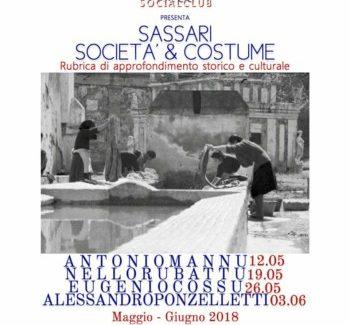 SASSARI Società & Cultura: rubrica di approfondimento storico e culturale