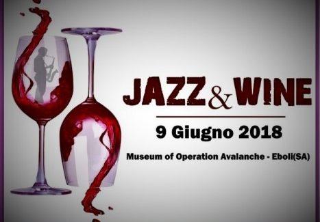 Jazz & Wine al Museum of Operation Avalanche di Eboli