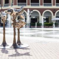Le sculture di NINO VENTURA in mostra AD OCCHI CHIUSI a FORTE DI GAVI