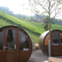 Dormire in botte: l'idea geniale che unisce vino e turismo