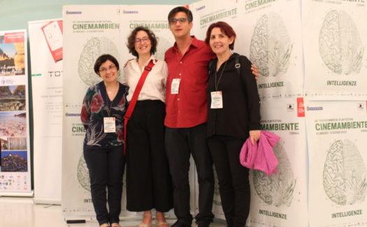 L'Istituto Comprensivo Gramsci – Rodari di Sestu premiato al Festival CinemAmbiente di Torino