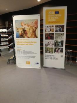 Il patrimonio culturale in Europa: un ponte tra passato e futuro