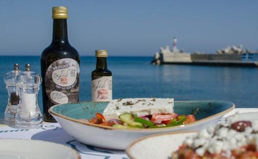 Creta, l'Olio Extra Vergine di Oliva ed il Sogno di Christina Chrisoula