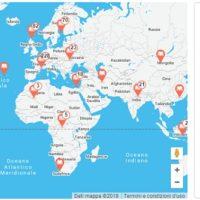 Vacanze fa rima con libri in viaggio: Musement ha creato una mappa interattiva di oltre 250 opere
