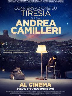 """Al cinema """"Conversazione su Tiresia"""" di e con Andrea Camilleri"""