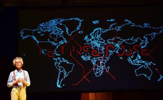 Teatro Palladium: Federico Rampini in Le Linee Rosse per il IX Festival della Diplomazia