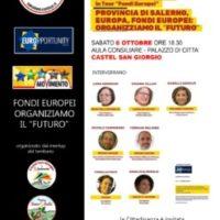 Successo di Pubblico a Castel San Giorgio per il Tour della Senatrice Gaudiano