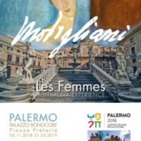 Nella stanza segreta del Palazzo Bonocore di Palermo i capolavori di Amedeo Modigliani