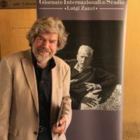 """Reinhold Messner: """"Oggi sono più interessato alla cultura dei Popoli  delle montagne che all'alpinismo stesso"""""""