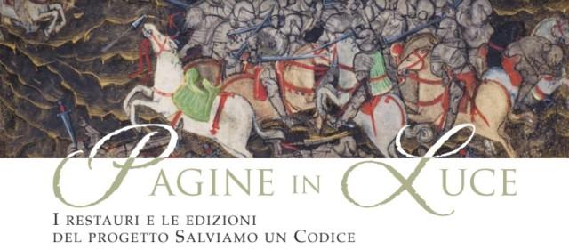 """""""Pagine in luce"""" allo stabilimento Pedrocchi di Padova"""