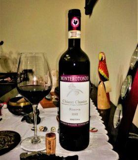 Seretina Chianti Classico Docg Riserva 2012 Monterotondo