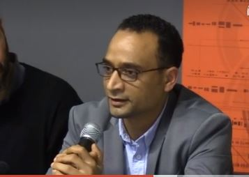 Safwan Mohamed durante l'incontro
