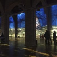 """A Pisa la magia di """"Bosch, Brueghel, Arcimboldo. Una mostra spettacolare di arte digitale"""""""