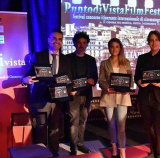 Il 5 dicembre 2018 premiati i corti in concorso al Puntodivista Film festival 2018
