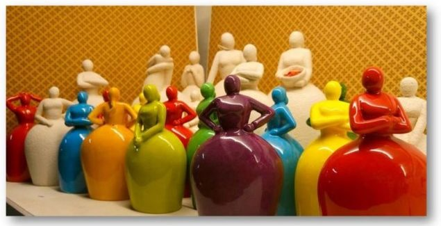 Vivi_ART presenta SORELLE, la webmostra sulle ceramiste Cristina e Stefania Ariu