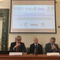 EXPO 2020: DUBAI E CNF FIRMANO ACCORDO PER L'AMBIENTE. IL PADIGLIONE ITALIA SARA' IL PRIMO PLASTIC FREE NELLA STORIA DI EXPO