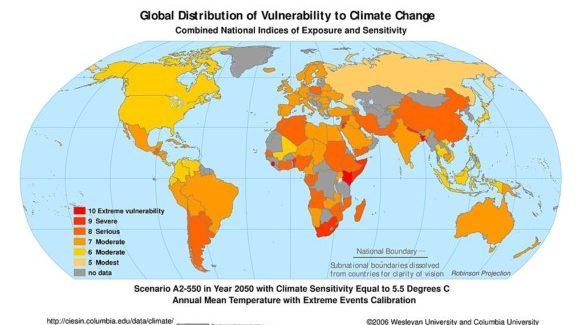 Cambiamento climatico e futuro della viticultura