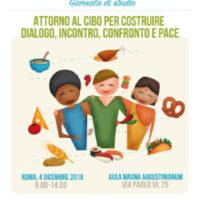 Il cibo ponte tra religioni e popoli, convegno a Roma