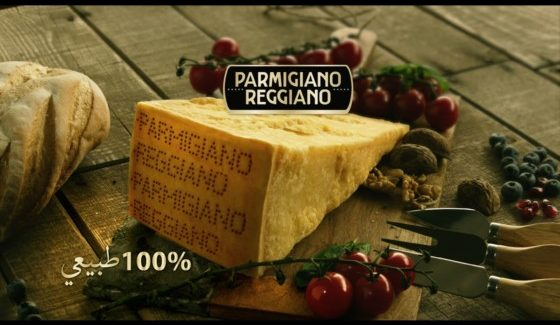 "PARMIGIANO REGGIANO ""ON AIR"" NEI PAESI DEL GOLFO"