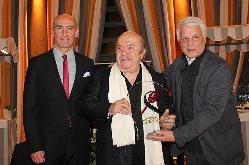 Ai Cinecibo Awards di Roma Placido premierà Haber, Capitani e Guaglianone