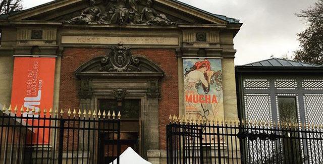 """Con 342.040 visitatori si è conclusa la grande mostra """"Alphonse Mucha"""" al Musée du Luxembourg di Parigi"""
