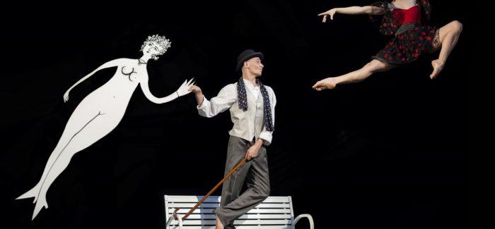 """Arriva in Sardegna """"Comix"""", di Emiliano Pellisari per NoGravity Dance Company e la magia del nouveau cirque"""