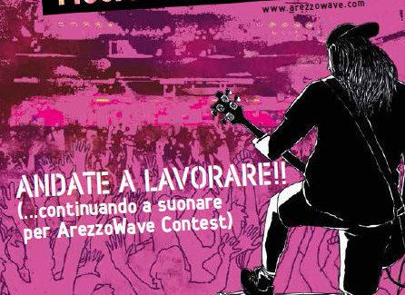 Arezzo Wave Music Contest 2019