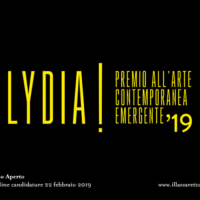 AL VIA LA SECONDA EDIZIONE DI LYDIA! PREMIO ALL'ARTE CONTEMPORANEA