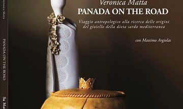 """Copertina del saggio antropologico """"Panada on the road"""" di Veronica Matta con Massimo Argiolas"""
