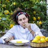 Premio Michelin Chef Donna 2019 a Martina Caruso del ristorante Signum a Salina