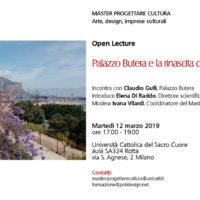 Open lecture | Palazzo Butera e la rinascita di Palermo