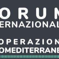 A Cagliari il 13 e 14 marzo il Primo Forum Internazionale della Cooperazione Euromediterranea