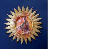 Uomini dal pensiero libero:  l'artista Mario Vespasiani dipinge l'eretico Cecco