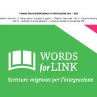 """""""Words4link - scritture migranti per l'integrazione"""" Al via la ricerca di autori e autrici di origine immigrata"""