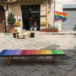 Palermo: Flashmob a piazzetta Aragona per dire no a omofobia, bifobia e transfobia