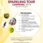 Al via lo Sparkling Tour Campania 2019 presso l'Istituto Enologico De Sanctis