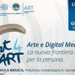 Arte e Digital Medicine: La nuova frontiera di cura per la persona