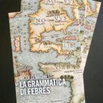 """A Cagliari la presentazione dell'ultimo libro di Nicolò Migheli """"La Grammatica di Febrés"""""""