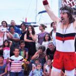 Dal 21 al 23 luglio sbarca a Pula il 'PULA BUSKERS FESTIVAL'