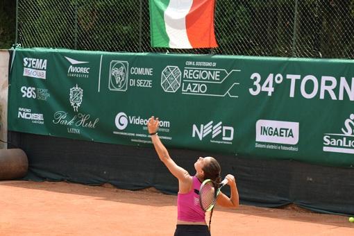 Raggi, Internazionali di Tennis Sezze