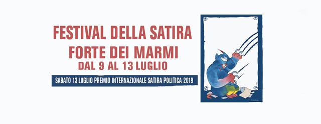 festival della satira politica 2019