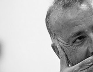 """Franco Arminio in """"Prove di Eremitaggio"""" di Fabio Barovero per La Notte dei Poeti"""