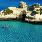Le piscine naturali del Salento