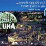 """L'Osservatorio Astronomico di Cagliari e il Consorzio Natura Viva Sardegna, portano in scena """"SULLA LUNA"""""""