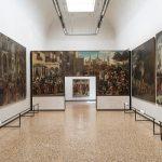 Al via l'inaugurazione delle nuove sale delle Gallerie dell'Accademia di Venezia